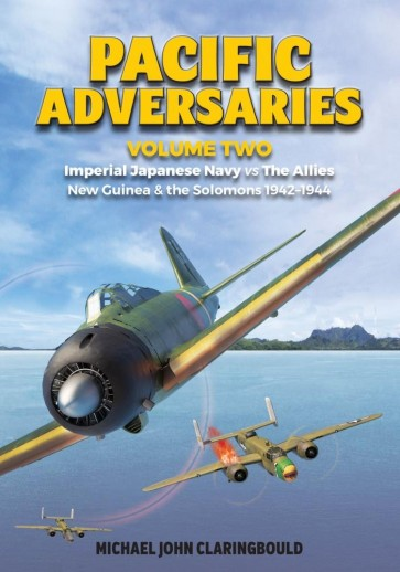 Pacific Adversaries - Volume Two