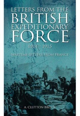 Memoirs from the British Expeditionary Force