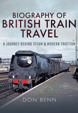 Biography of British Train Travel