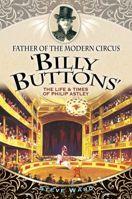 Father of the Modern Circus 'Billy Buttons'