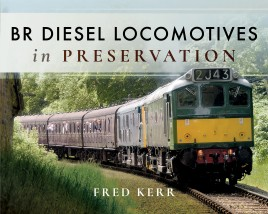 BR Diesel Locomotives in Preservation