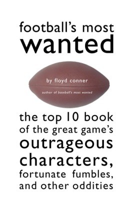 Football's Most Wanted™