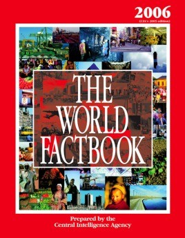 The World Factbook 2006 Edition