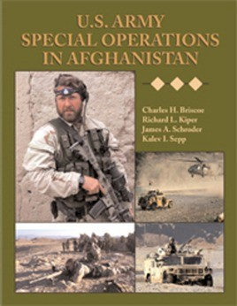 U.S. Army Special Operations In Afghanistan