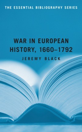 War In European History, 1660–1792