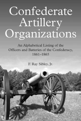 Confederate Artillery Organizations