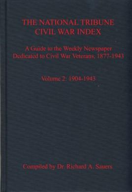 The National Tribune Civil War Index, Volume 2