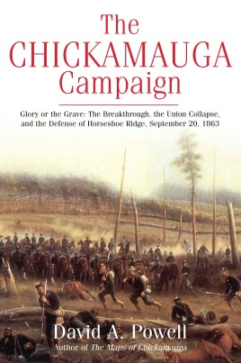 The Chickamauga Campaign - Glory or the Grave