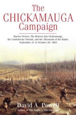 The Chickamauga Campaign - Barren Victory