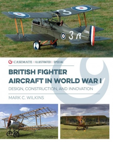 British Fighter Aircraft in WWI