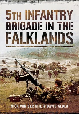 5th Infantry Brigade In The Falklands War