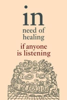 In Need of Healing