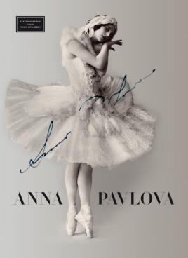 Pavlova Twentieth Century Ballerina