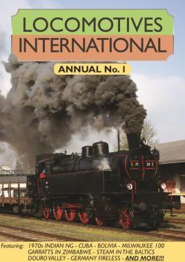 Locomotives International Annual No. 1