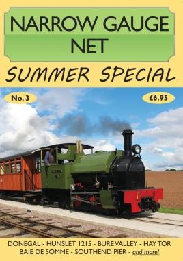 Narrow Gauge Net Summer Special No. 3