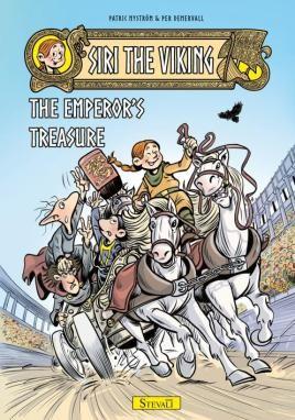 Siri the Viking: The Emperor's Treasure