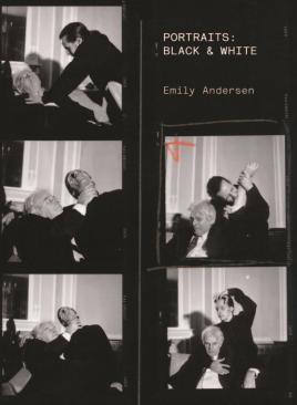 Emily Andersen – Portraits: Black & White
