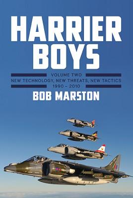 Harrier Boys Volume 2