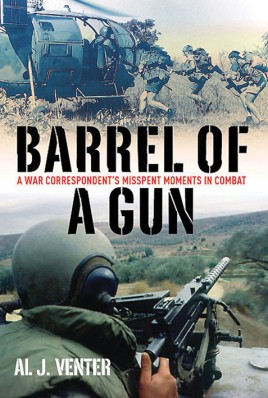 Barrel of a Gun