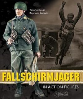 12 Inch Fallschirmjager