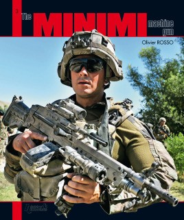 Minimi Machine Gun