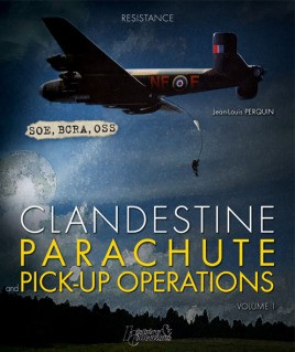 Clandestine Parachute Pick Up Operations