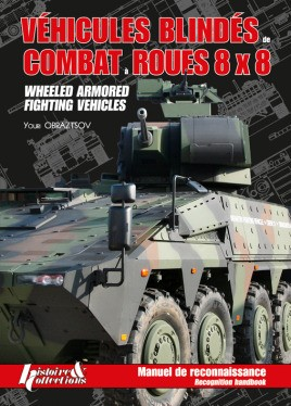 Vehicles Blindes Combat Roues 8 x 8
