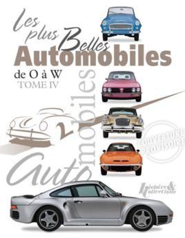Les Plus Belles Automobiles vol.4