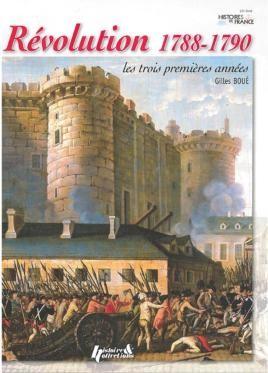 La Revolution 1788-1790