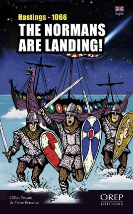 The Normans are landing!