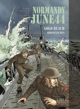 Normandy June 44