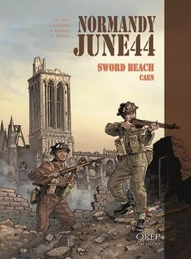 Normandy June 44