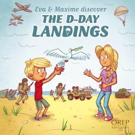Eva & Maxime discover the D-Day Landings