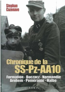Chronik Der SS-Pz-Aa10