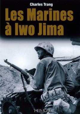 Marines à Iwo Jima