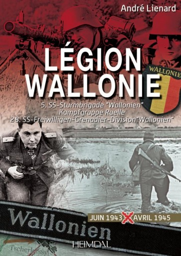 Légion Wallonie: Volume 2