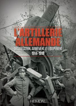 L'artillerie Allemande