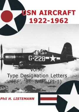 USN Aircraft 1922-1962. Volume 4