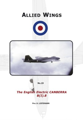 The English Electric Canberra B (I). 8