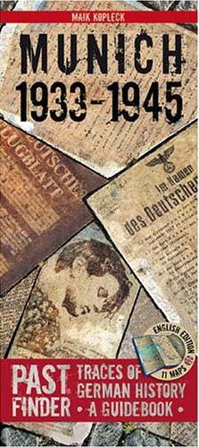 Past Finder Munich 1933 - 45