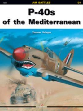 P-40s Of The Mediterranean