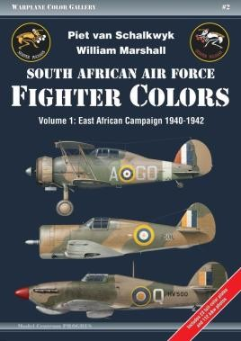 South African Air Force Fighter Colors