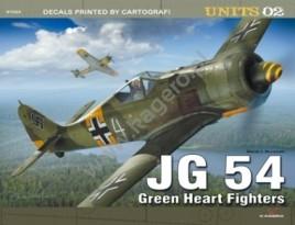JG 54. Green Heart Fighters
