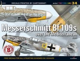 Messerschmitt Bf 109s over the Mediterranean. Part 1