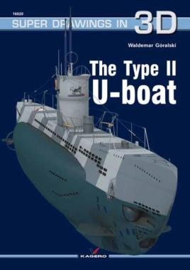 The Type II U-boat
