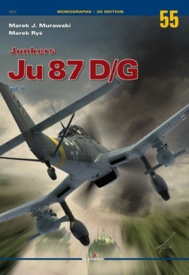 Ju 87D/G vol. II