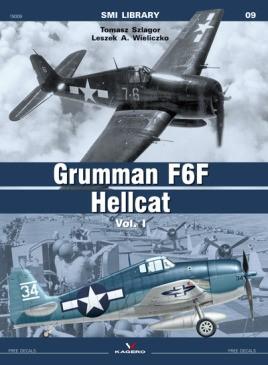 Grumman F6F Hellcat, Vol. 1