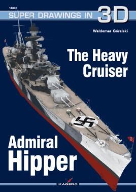 The Heavy Cruiser Admiral Hipper
