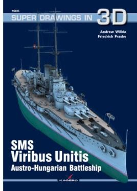 SMS Viribus Unitis Austro-Hungarian Battleship