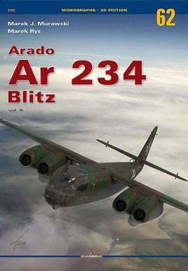 Arado Ar 234 Blitz Vol. II